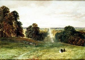 Samuel Bough - das lange weg , Windsor