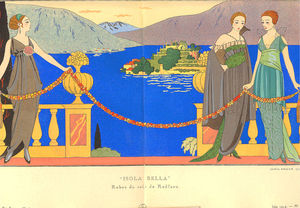 Georges Barbier - Isola Bella