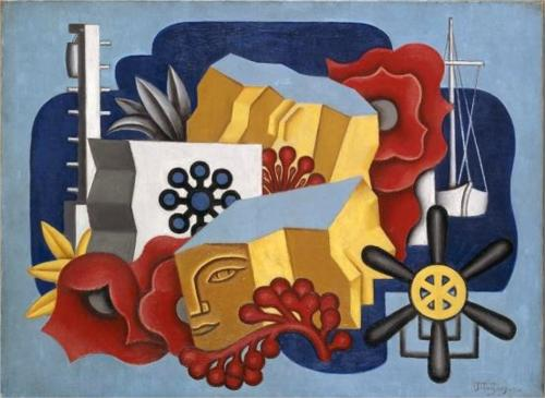 Nautical Still Life von Jean Dominique Antony Metzinger (1883-1956, France)