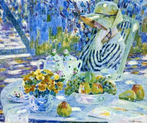 Louis Ritman - in schatten