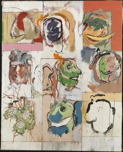 Ronald Brooks Kitaj - Erasmus Variations