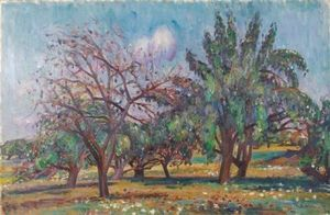 Louis Ritman - die orchard
