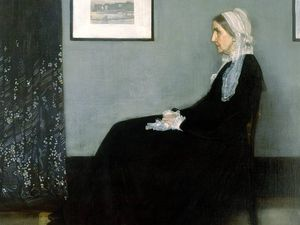 James Abbott Mcneill Whistler - mutter