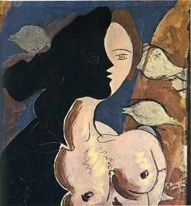Georges Braque - untitled (156)
