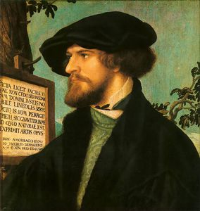 Hans Holbein The Younger - ohne titel (4188)