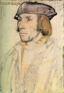 Hans Holbein The Younger - ohne titel 3345