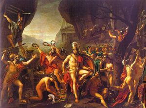 Jacques Louis David - ohne titel (1714)