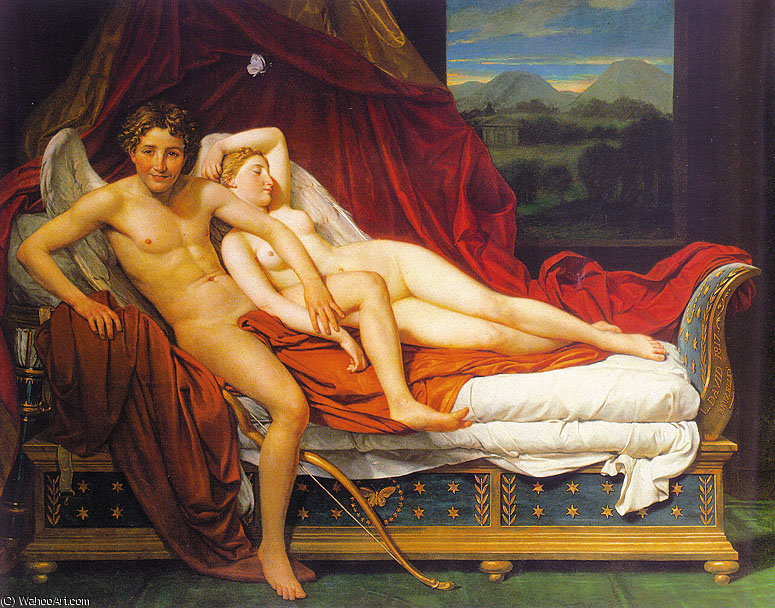 ohne titel (6296) von Jacques Louis David (1748-1800, France)