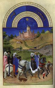 Limbourg Brothers - ohne titel (6789)