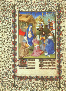 Limbourg Brothers - ohne titel 6677