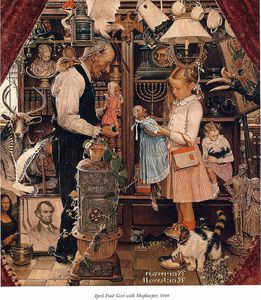 Norman Rockwell - ohne titel 3114