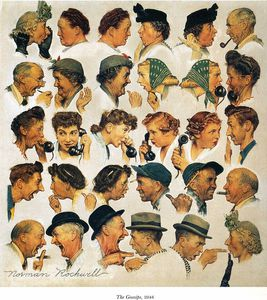 Norman Rockwell - ohne titel 5443
