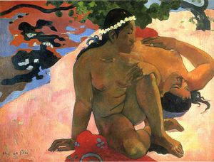 Paul Gauguin - Ohne Titel (6311)