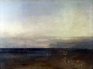 William Turner - der abend Stern