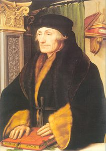 Hans Holbein The Younger - ohne titel 849