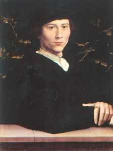 Hans Holbein The Younger - ohne titel 725