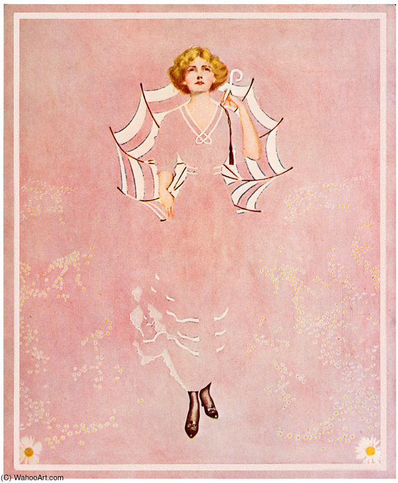 Untitled (554) von Coles Phillips (1880-1927, United States)