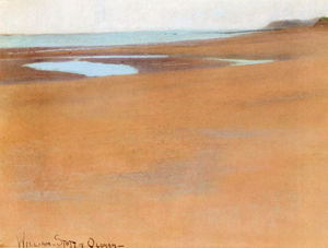 William Bell Scott - Sand teiche