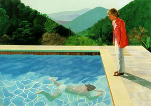 David Hockney - Einsatz 2   figuren