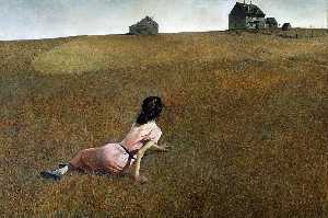 Andrew Wyeth - Christina-s Welt