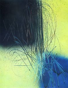 Hans Heinrich Hartung - Untitled (126)