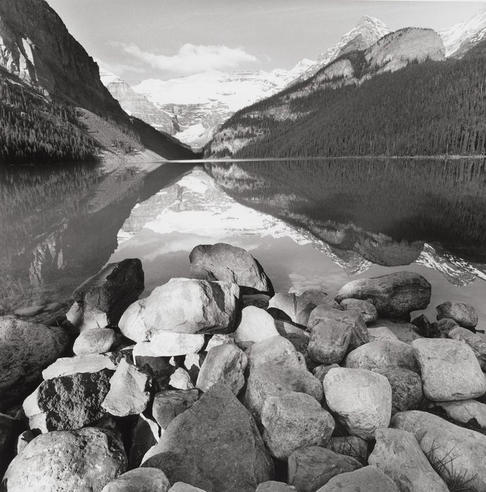 Lake Louise von Lee Friedlander