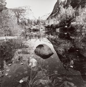 Lee Friedlander - Yosemite Nationalpark, Kalifornien