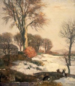 William York Macgregor - Winterlandschaft