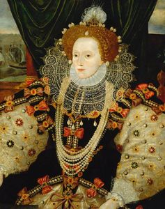 George Gower - Königin Elizabeth I