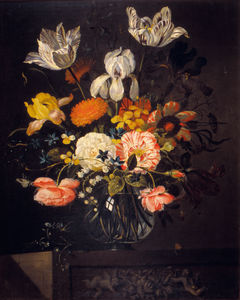 Jacob Marrel - Stillleben mit Blumen