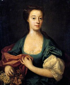 Jacopo Amigoni - Frau Elizabeth Thompson, nee Croft von Stillington