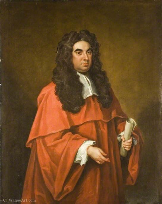 Baynes (d.1737), Sergeant-at-Law von John Vanderbank (1694-1739, United Kingdom)