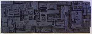 Louise Nevelson - himmel Dom