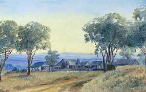 Marianne North - Koch Nimbra , Queensland , Australien