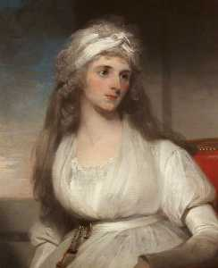 Thomas Lawrence - Dame anna powell ( 1773–1809 )