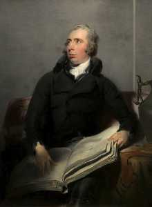 Thomas Lawrence - richard payne Ritter ( 1750–1824 )