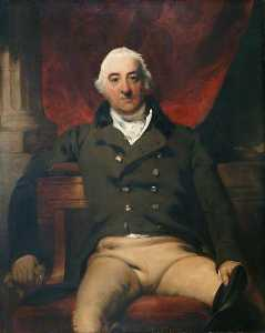 Thomas Lawrence - james curtis