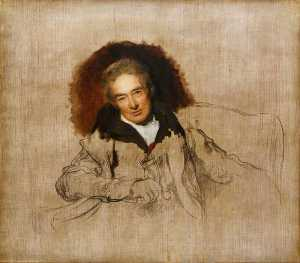 Thomas Lawrence - Wilhelm Wilberforce