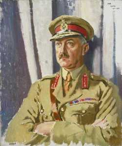 William Newenham Montague Orpen - Brigadegeneral Allgemein Wilhelm Thomas Franziskus Horwood ( 1868–1943 ) , DSO , Spät Propst Gerichtsvollzieher , Allgemein Firmensitz , britische expedition Kraft
