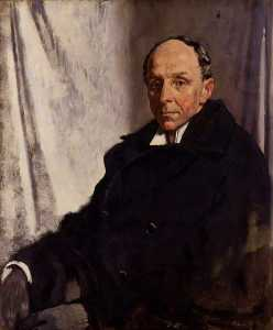William Newenham Montague Orpen - edgar algernon robert gascoyne cecil , 1st Vicomte cecil von chelwood