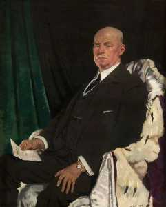 William Newenham Montague Orpen - sir thomas paxton ( 1860–1930 ) , lord provost von glasgow ( 1920–1923 )