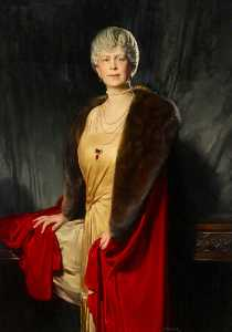 David Jagger - hrh königin maria 1867–1953