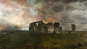 Henry Mark Anthony - Stonehenge
