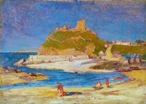 Christopher Williams - Criccieth Schloss