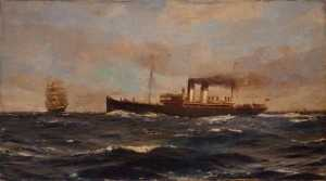 Thomas Jacques Somerscales - SS 'Immingham'