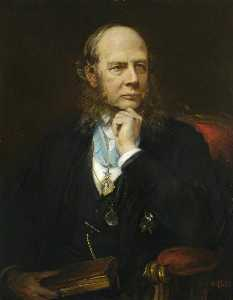 Lowes Cato Dickinson - sir henry james sumner Usa ( 1822–1888 ) , KCSI , LLD , FRS , Meister ( 1877–1888 )