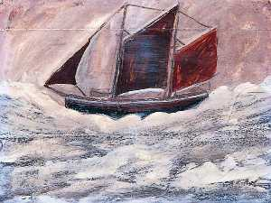 Alfred Wallis - boot