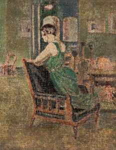 Harry Rutherford - das modell , Sickert's Klasse