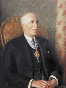 Harry Morley - charles george ammon ( 1873–1960 ) , 1st baron ammon von camberwell , MP