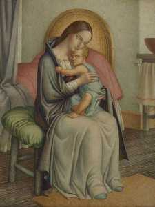 Harry Morley - madonna und kind